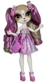 Пинки Купер - Дорожная /Pinkie Cooper Runway Collection Doll